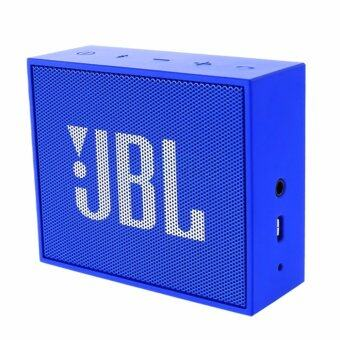 Harga JBL Go Portable Bluetooth Speaker (Blue)