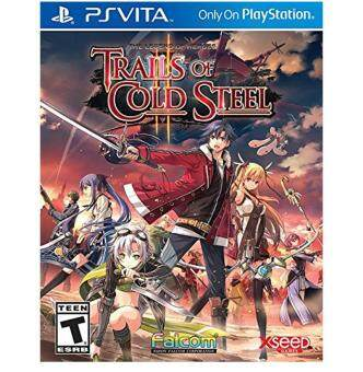 Harga The Legend of Heroes: Trails of Cold Steel II - PlayStation Vita