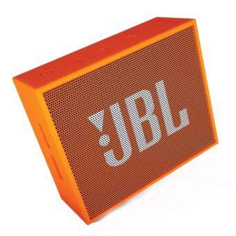 Harga JBL Go Portable Bluetooth Speaker (Orange)