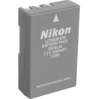 Harga Nikon EN-EL9a Rechargeable Li-ion Battery for Nikon D40, D40x, D3000 & D5000
