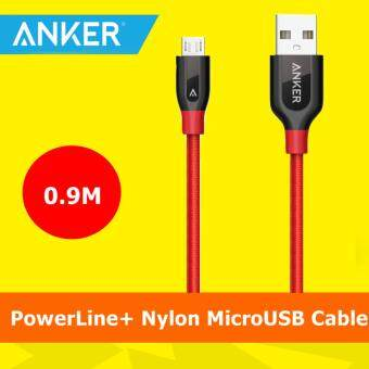 Harga Original Anker PowerLine+ Micro USB 0.9M