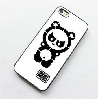 Harga For Apple iPhone 4 / 4s phone case TPU cover angry panda