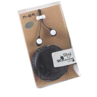 Harga Sibyl Earphone M85 Black
