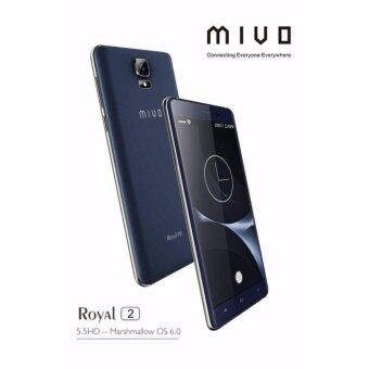 Harga (Official Warranty) MIVO Royal 2 Quadcore 1GB RAM 8MP 5.5 inch HD Android 6.0 Smartphone