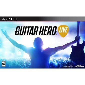 Harga Guitar Hero Live - PlayStation 3
