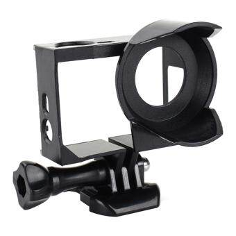 Harga MADPRO Standard Protective Frame with Lens Hood For GoPro Hero 4 3 3+