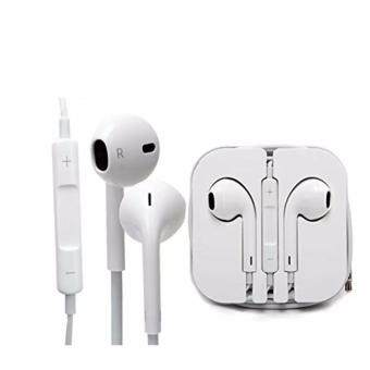 Harga Earpods Handfree AAA type with Mic for Apple And Other Devices