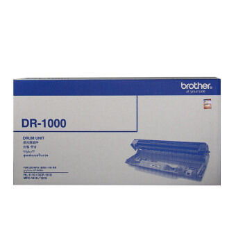 Harga Brother DR-1000 Drum Cartridge (Black)