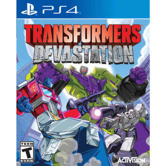 Harga PS4 Transformers Devastation [R3]