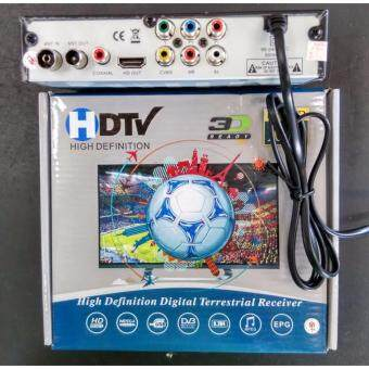 Harga DVB-T2 Digital HDTV - High Definition Digital Receiver
