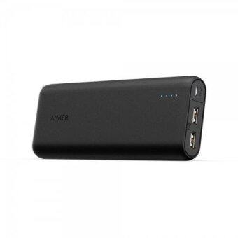 Harga ANKER POWERCORE EXTERNAL BATTERY 20100mAh - BLACK