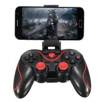 Harga Wireless Bluetooth Gamepad Gaming Controller for Android Smartphone Tablet PC