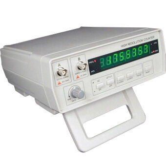 Harga VC-3165 Gain Express Precision Frequency Counter Professional Meter 0.01Hz to 2.4GHz - Intl
