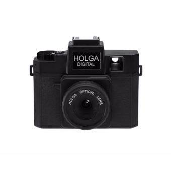 Harga Holga Digital Camera - [Black]