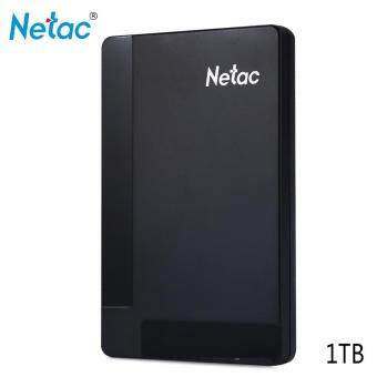 Harga 1TB Netac K218 USB 3.0 HDD Independent Hardware Encryption External Hard Drive