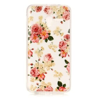 Harga TPU Phone Cover Case for Alcatel One Touch Pop 3 5.0 inch (Multicolor)