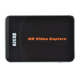 Harga Ezcap 280 1080P HDMI HD Video Capture w/ EU Plug - Black + Orange