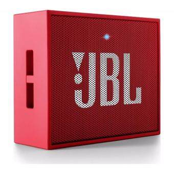 Harga JBL GO Portable Wireless Bluetooth Speaker (Red)