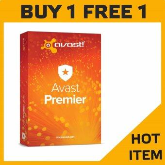 Harga Avast Premier 1 User 1 Year (Free Additional 1 User 1 Year)