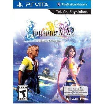 Harga Final Fantasy X/X-2 HD Remaster For PS Vita