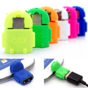 Harga Android Robot USB OTG Buy One FREE One (random colour)