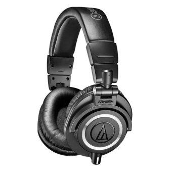 Harga Audio-Technica ATH-M50x Professional Over-Ear Headphone (Black)