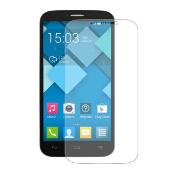 Harga Tempered Glass LCD Screen Protector for Alcatel One Touch Pop C9