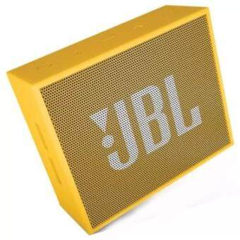 Harga JBL Go Portable Bluetooth Speaker (Yellow)
