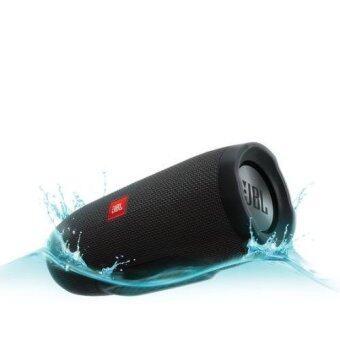 JBL Charge 3 Portable Bluetooth Speaker (Black)