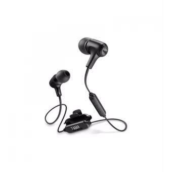 JBL E25BT Wireless Bluetooth Signature Sound In-Ear Headphones (BLACK)