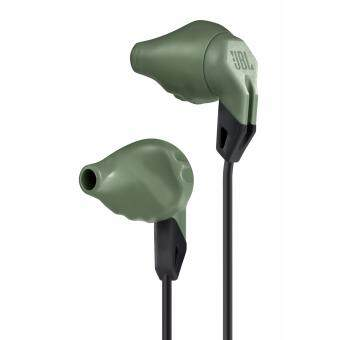 JBL Grip 100 Action Sport In-Ear Headphones (Olive)