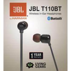 JBL T110BT Wireless Bluetooth In-Ear Headphones - Original 1 year warranty (Black) Malaysia
