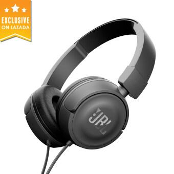JBL T450 On-ear headphones (Black)