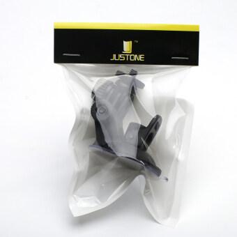 JUSTONE 52mm Car Suction Cup Mount Tripod Holder for DVR / DV / GPS/ Camera / GoPro - Black - 4