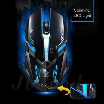 JvGood Gaming Mouse USB Wired LED Backlit Optical Mice 3200 DPI 6 Buttons Ergonomic Game Mouse for PC, Notebook, Laptop, Computer, Macbook Malaysia
