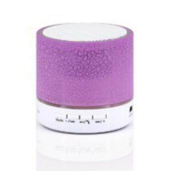 Harga LED Portable Mini Wireless Bluetooth Speakers With TF USB FM MicBlutooth Music For Mobile Phone IPhone Tablets Bluetooth Devices