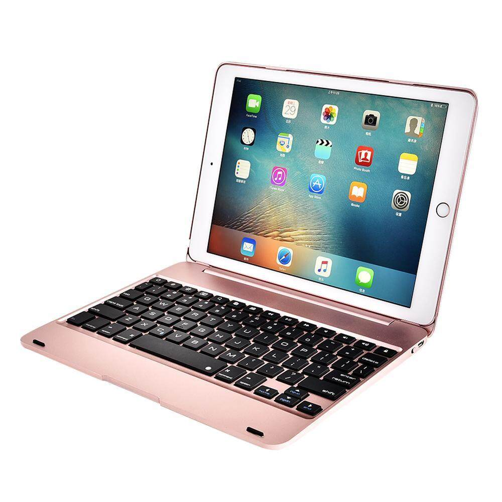 leegoal ipad pro 9 7 keyboard case f19 wireless bluetooth air 2