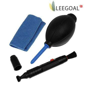 Harga Leegoal Professional Lens Cleaning Kit Set With Pen Cloth AirBlower For Cameras(Canon,Nikon,Pentax,Sony)