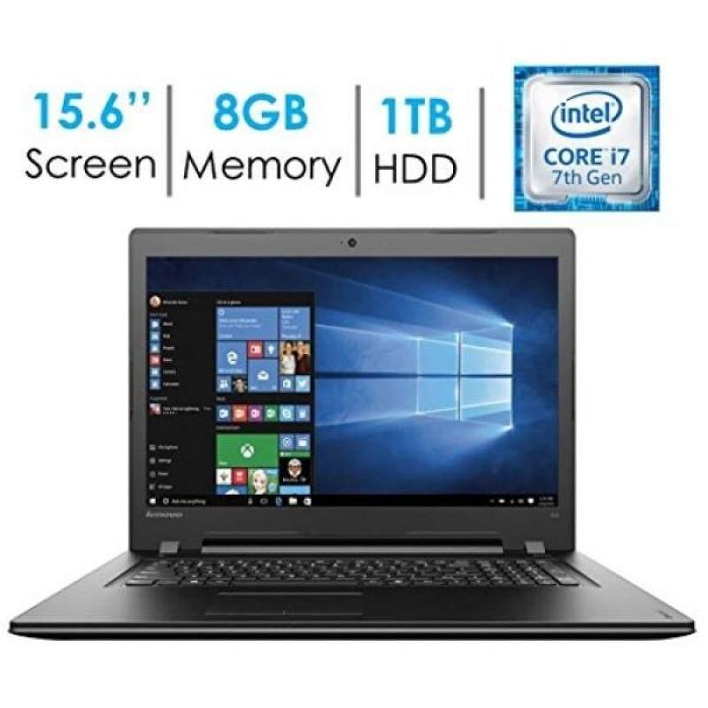 Lenovo - 310-15IKB 15.6 Laptop - Intel Core i7-7500U - 8GB Memory - 1TB Hard Drive - Black texture 80TV00WGUS Malaysia