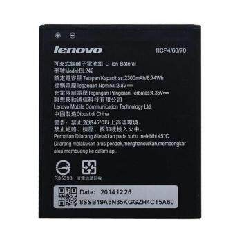 Harga LENOVO HIGH QUALITY BL242 2300mAh Battery for Lenovo A6000 K3 k30-T