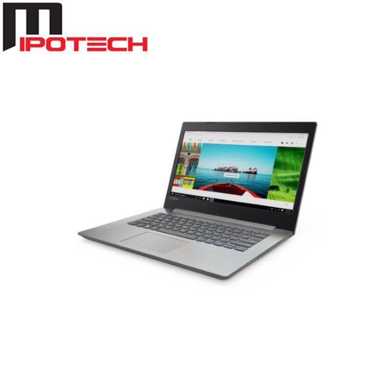 LENOVO IDEAPAD 320-14AST 80XU000LMJ [Platinum Grey] (AMD A9-9420, 4GB RAM, 1TB HDD, 2GB DDR5, 14-inch FHD) Malaysia