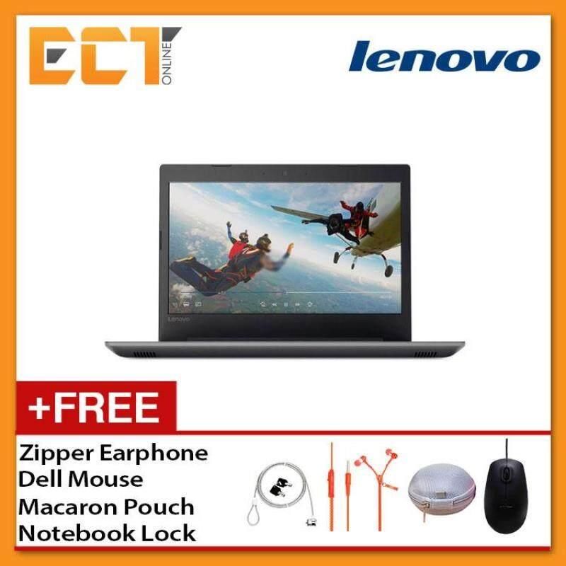 Lenovo Ideapad 320-14AST 80XU000MMJ Laptop (A4-9120 2.5Ghz, 500GB,4GB, RADEON R3,14,W10) - Black Malaysia