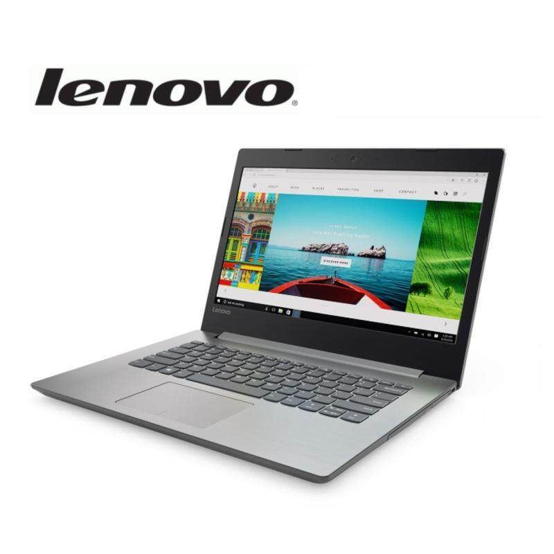 Lenovo IdeaPad 320-14ISK 80XG005UMJ Laptop (i3-6006U/4GB D4/1TB/Intel Graphics/14˝HD/W10) Grey Malaysia