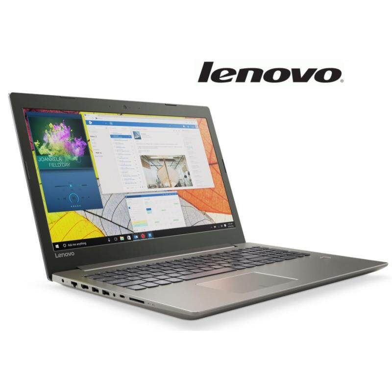 Lenovo IdeaPad 520-15IKB 80YL006BMJ Laptop(i7-7500U/4GB/128GB+1TB/NVD 940MX 4GB/15.6˝FHD/W10)Iron Grey Malaysia