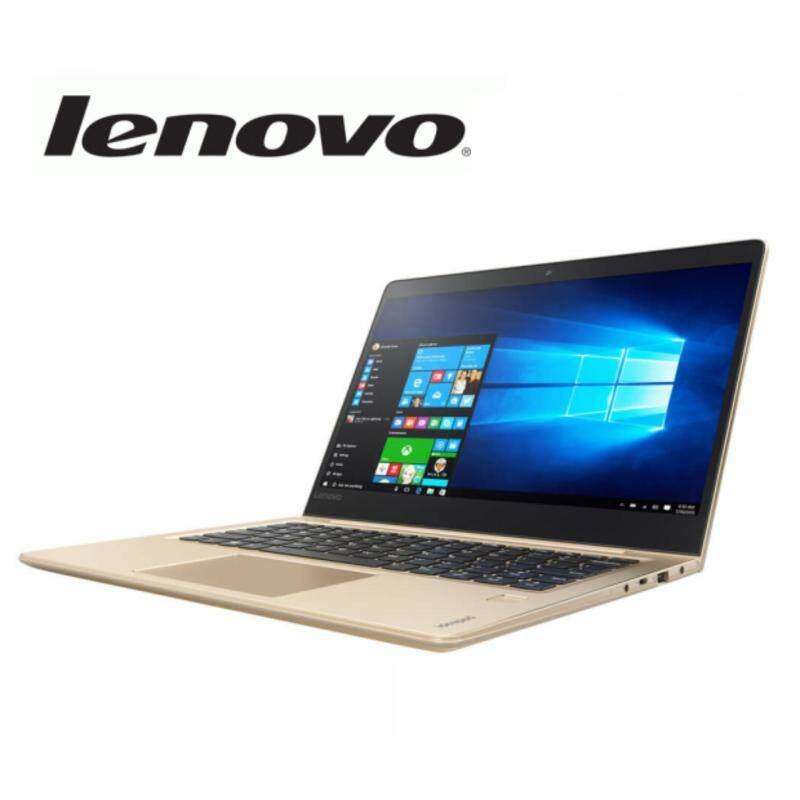 Lenovo IdeaPad 710s PLUS-13IKB 80W3005DMJ Laptop(i5-7200U/8GB/256GB/NVD 940MX 2GB/13.3˝/W10PRO)Gold Malaysia