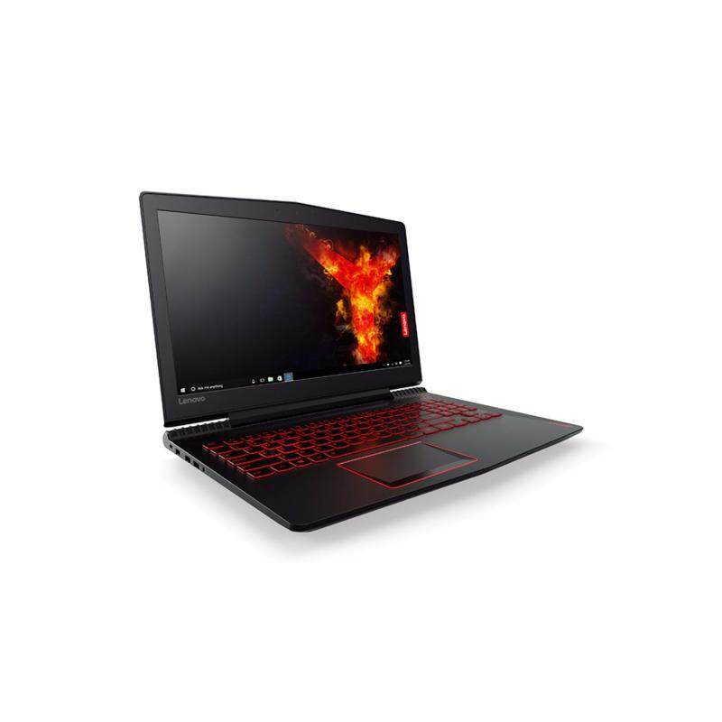 Lenovo Legion Y520 Gaming Notebook – Intel Core i7 / 1TB / 4GB DDR4 RAM / Nvidia GTX 1050 /  Black Color / Red Backlit Keyboard Malaysia