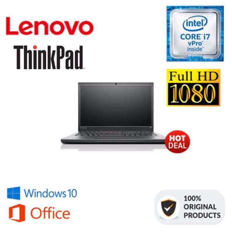 LENOVO THINKPAD T440s (FHD) CORE I7-VPRO/8GB/500GB ULTRABOOK Malaysia