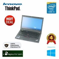 LENOVO THINKPAD T530 - CORE I5 V-PRO (ORIGINAL REMANUFACTURED) WITH BOX PACK Malaysia