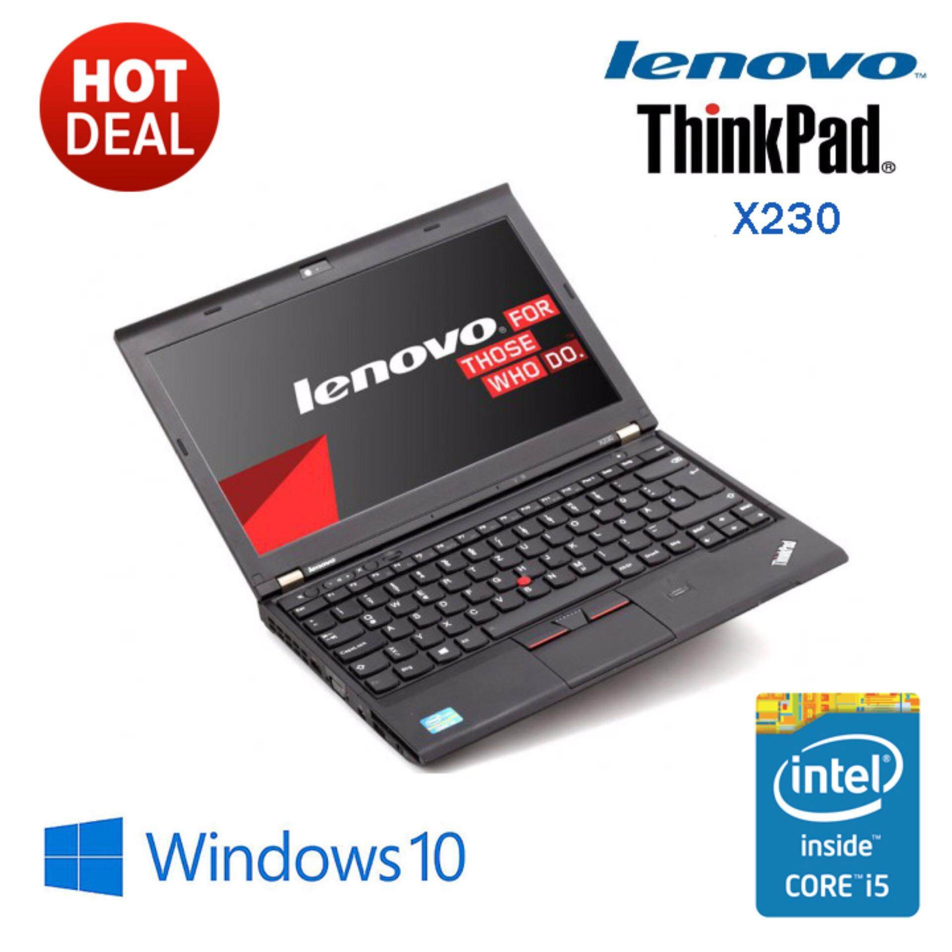 LENOVO THINKPAD X230 (ORIGINAL REMANUFACTURED) Malaysia