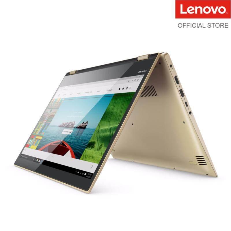Lenovo Yoga 520-14IKB 80X8008QMJ (INTEL® Core™ I7-7500U Processor) - Metallic Gold Malaysia